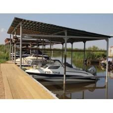 Навесы для лодок и катеров №1