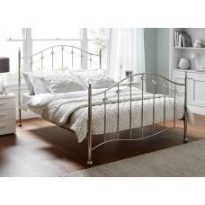Кровать металлическая №12