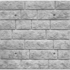 Полифасад - Колотый камень 7 рядов