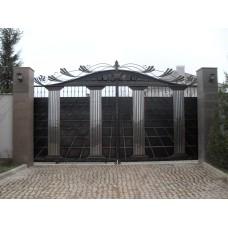 Кованные ворота №56