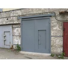 Ворота для гаража №7