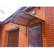 Фасады козырьков № 20
