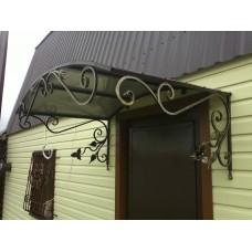 Фасады козырьков № 21