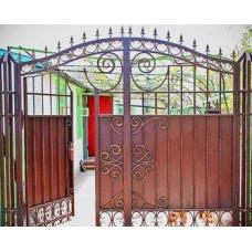 Кованные ворота №70
