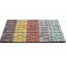 «СТАРЫЙ ГОРОД» тротуарная плитка вибролитьевая (под мрамор)