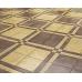 «ТЕРРАСНАЯ» тротуарная плитка вибролитьевая (под мрамор)