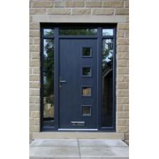 Входные металлические двери №1