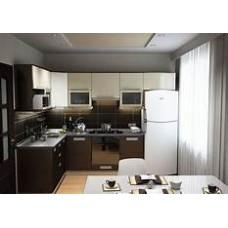 Ремонт кухни №21