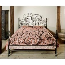 Металлическая кровать Palermo