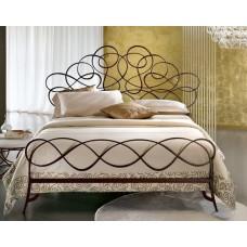 Металлическая кровать Toskana