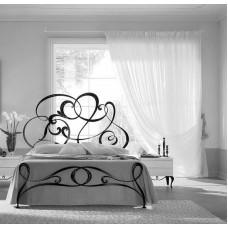 Металлическая кровать Patrisiya
