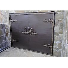 Гаражные ворота №444