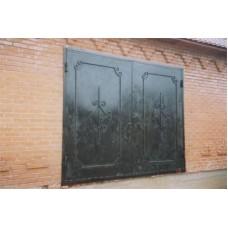 Гаражные ворота №499
