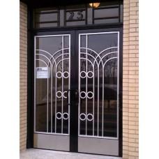 Входные металлические двери 4