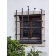Решетка кованная на окна №18