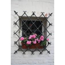 Решетка кованная на окна №A2