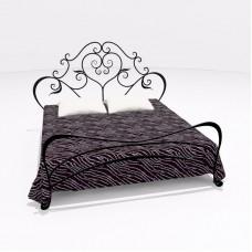 Кованная кровать Ф3