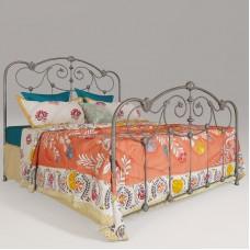 Кованная кровать Ф7