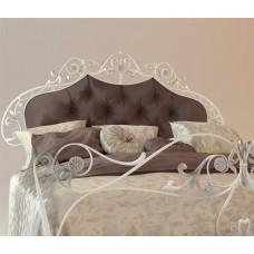 Кованная кровать Ф11