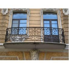 Кованные балконы №21