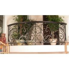 Кованные балконы №22