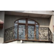 Кованные балконы №24