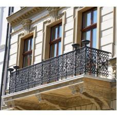 Кованные балконы №2