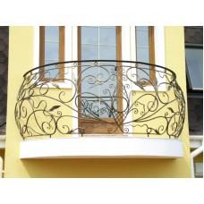 Кованные балконы №25
