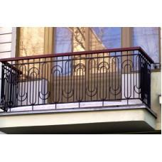 Кованные балконы №26