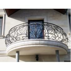 Кованные балконы №27
