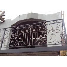 Кованные балконы №28
