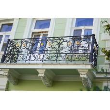 Кованные балконы №29