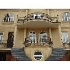 Кованные балконы №30