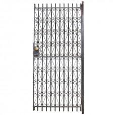 Ворота кованные №62