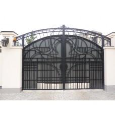 Ворота кованные G6