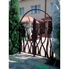 Ворота кованные G8