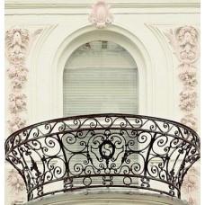 Кованные балконы A3