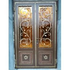 Входные металлические двери Ф2