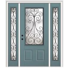 Входные металлические двери Ф6