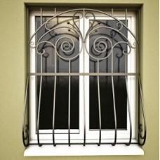 Решетка кованная на окна Q6