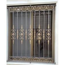 Решетка кованная на окна Q9