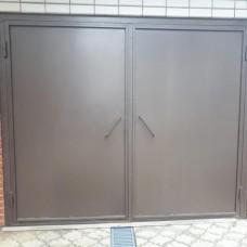 Гаражные ворота №14