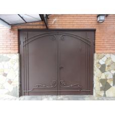 Гаражные ворота №16