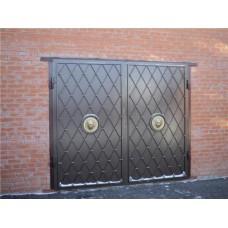 Гаражные ворота №19