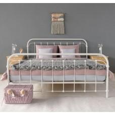 Кровать металлическая №13