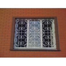 Металлическая решетка на окна