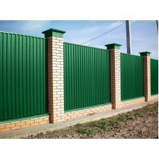 Забор Для Дачи Металлический