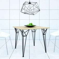 Обеденный стол 90х90 см