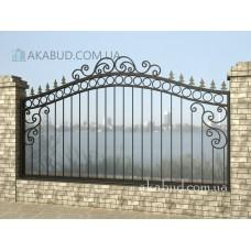 Забор сварной Л11
