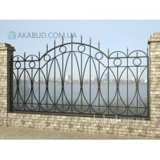 Забор сварной Л12